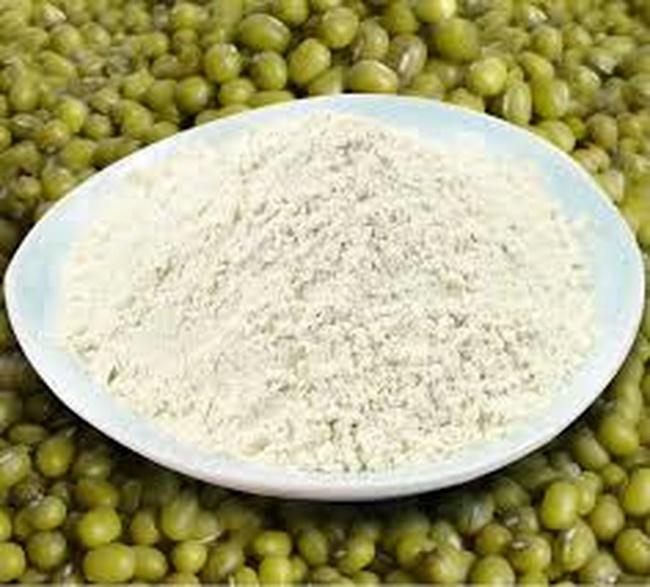 Uống bột đậu xanh giảm cân