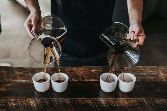 Uống điều độ 1 - 2 ly cà phê mỗi ngày