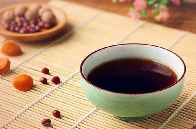 Uống nước đậu đỏ giảm cân