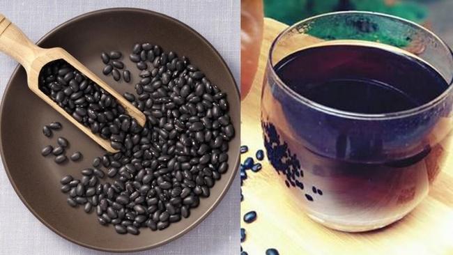 Uống nước đậu đỏ rang giảm cân