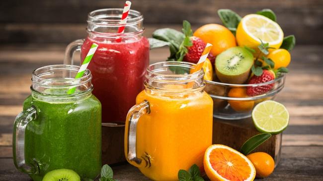 Danh sách các loại sinh tố giảm cân, tăng cường sức đề kháng cho cơ thể