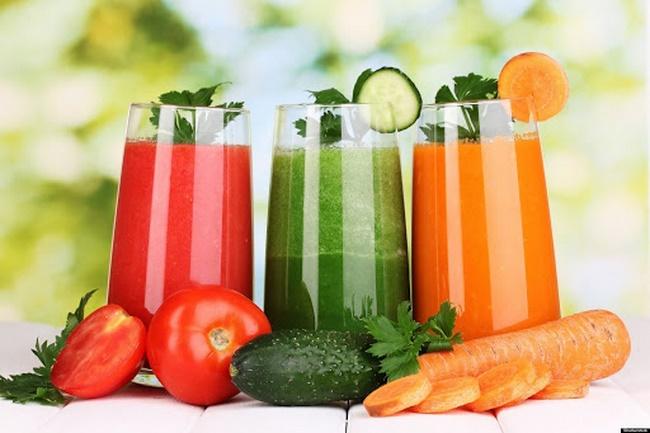 Uống sinh tố mỗi ngày giảm cân cấp tốc, tốt cho sức khỏe và làn da