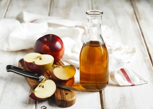 Vài lưu ý khi uống giấm táo giảm cân cần nhớ