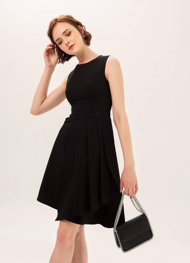 Váy xòe sẽ khéo léo che đi khuyết điểm của đôi chân to