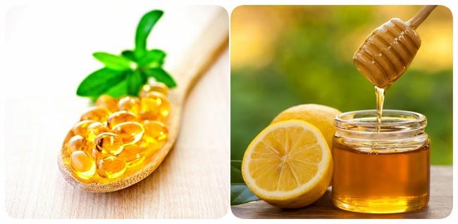 Vitamin E tăng cường collagen tăng độ đàn hồi và căng trẻ hóa làn da