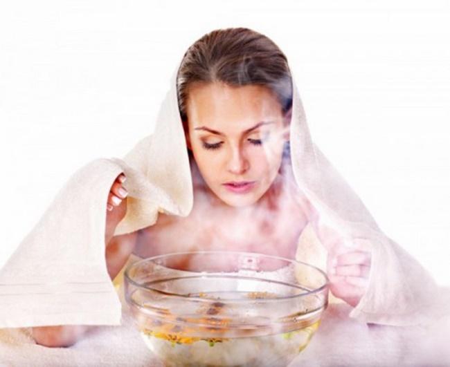Xông hơi bằng nước bưởi giảm cân