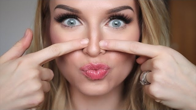 cách làm mũi thon gọn không cần phẫu thuật