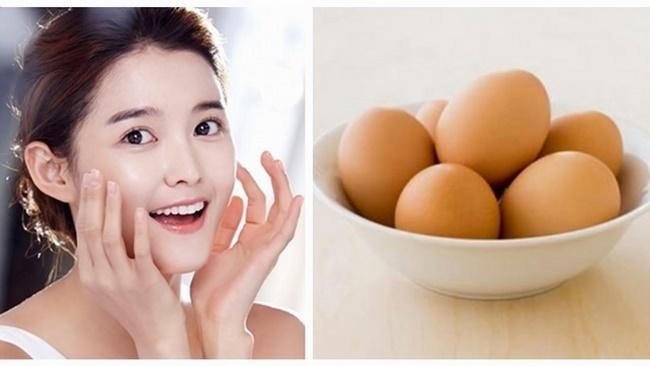 Đắp mặt nạ trứng gà và những điều thú vị cho làn da của bạn
