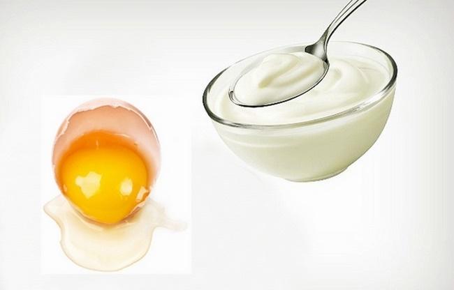 Mặt nạ sữa chua trứng gà – giải pháp hoàn hảo cho làn da đẹp không tì vết