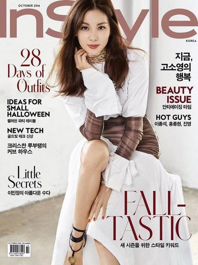 Tạp chí thời trang In Style