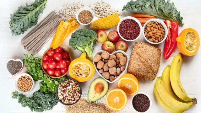 Giảm cân bằng cách ăn uống