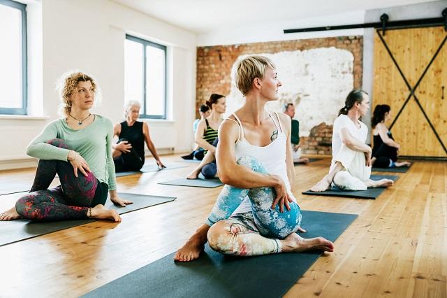 Yoga giảm cân cho người mới tập