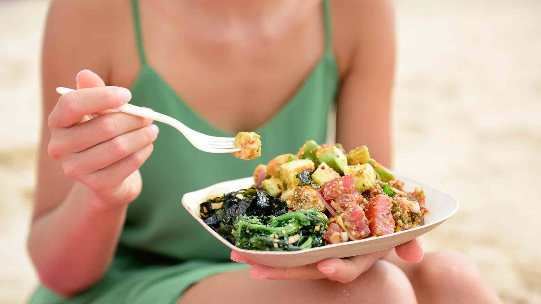 Lưu ý khi ăn chế độ ăn kiêng
