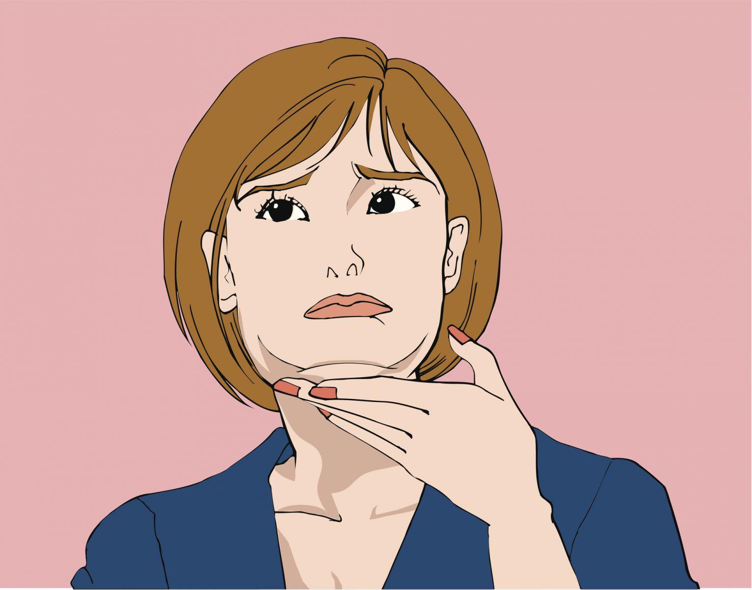 Nguyên nhân khiến mỡ tích tụ nhiều ở vùng mặt