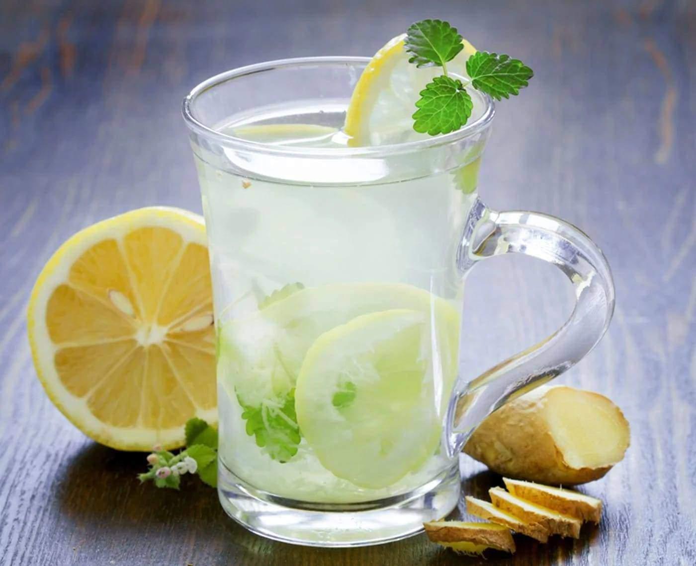 Uống nước chanh muối không chỉ giúp giảm béo mặt, vừa giảm mỡ toàn thân rất hiệu quả