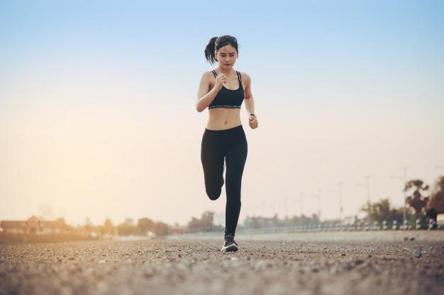 Giảm mỡ toàn thân bằng chạy bộ hiệu quả
