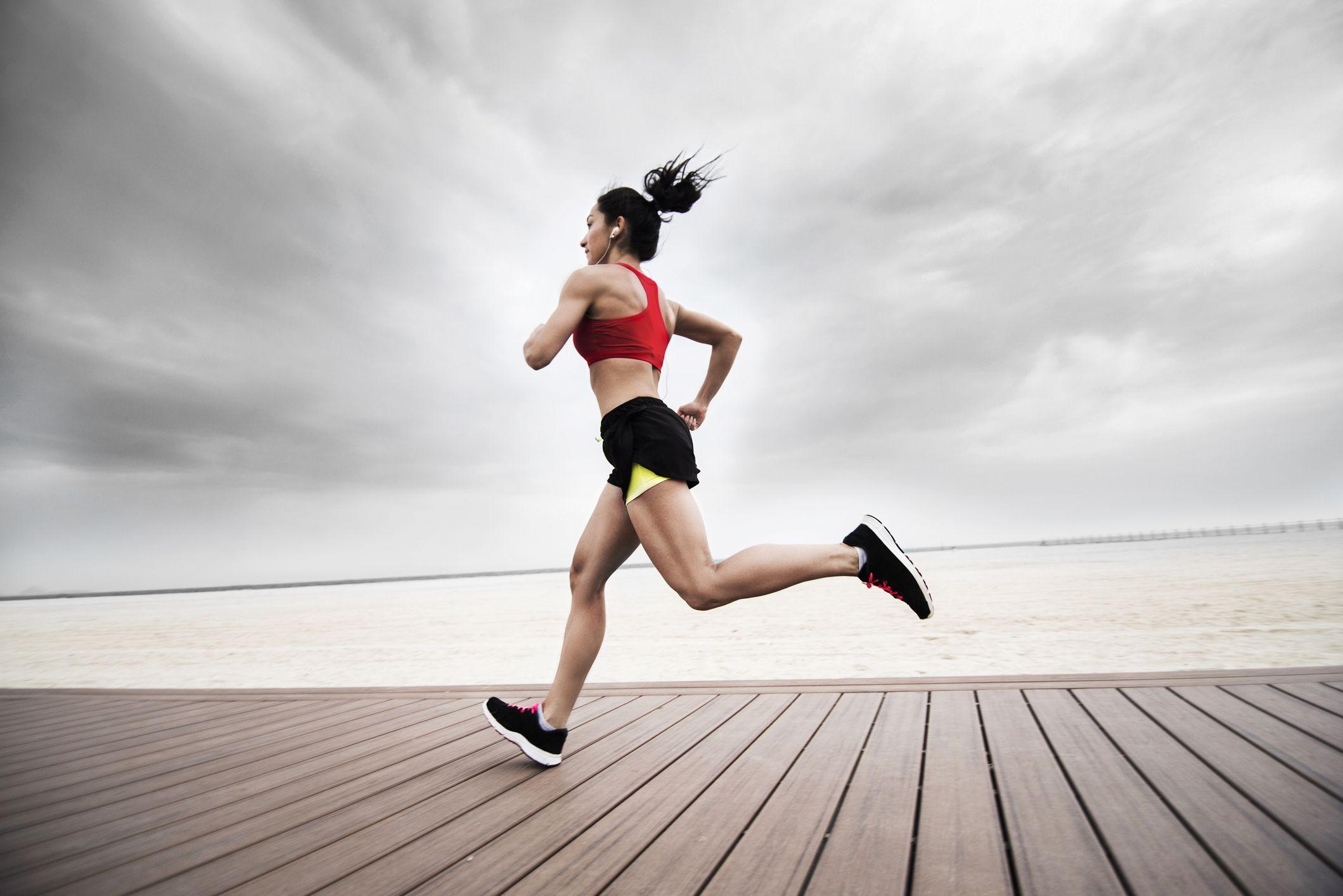 Kỹ thuật thân dưới - điều kiện quan trọng giúp quá trình chạy bộ giảm cân hiệu quả