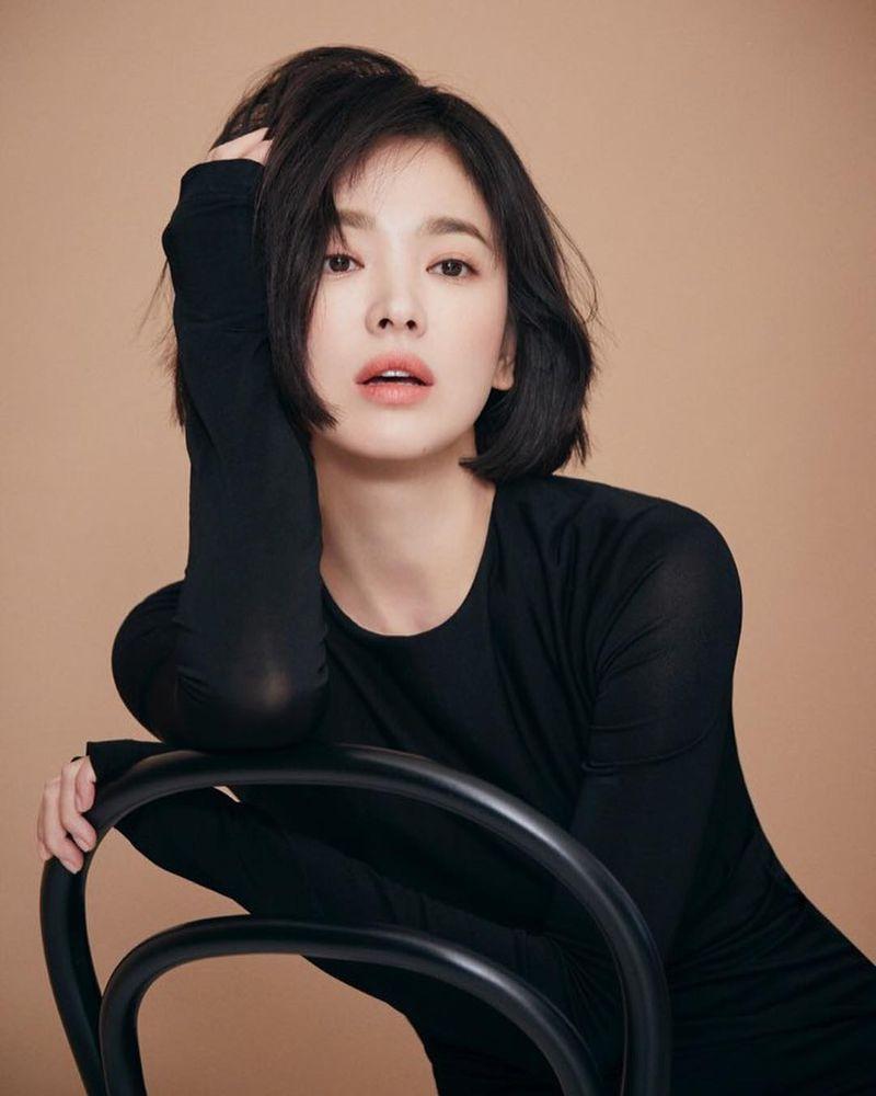 Thực đơn giảm cân bằng khoai lang của Sao Hàn Song Hye Kyo