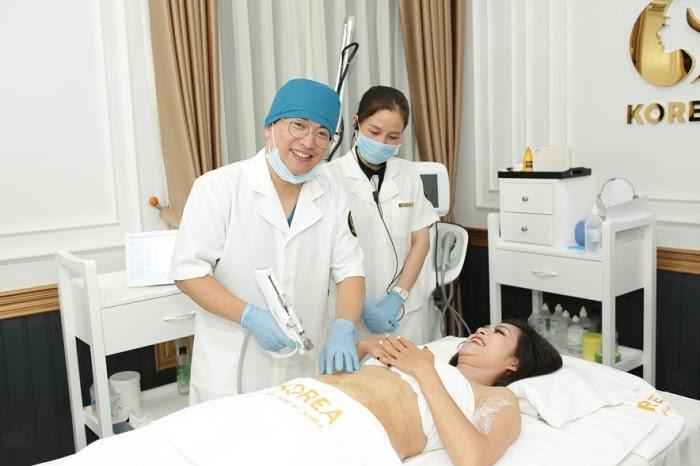 Viện thẩm mỹ Korea uy tín nhất về giảm cân